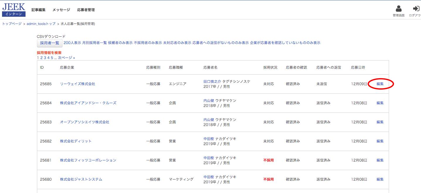 設立わずか3年で日本No.1インターン求人サイトを立ち上げたITベンチャー