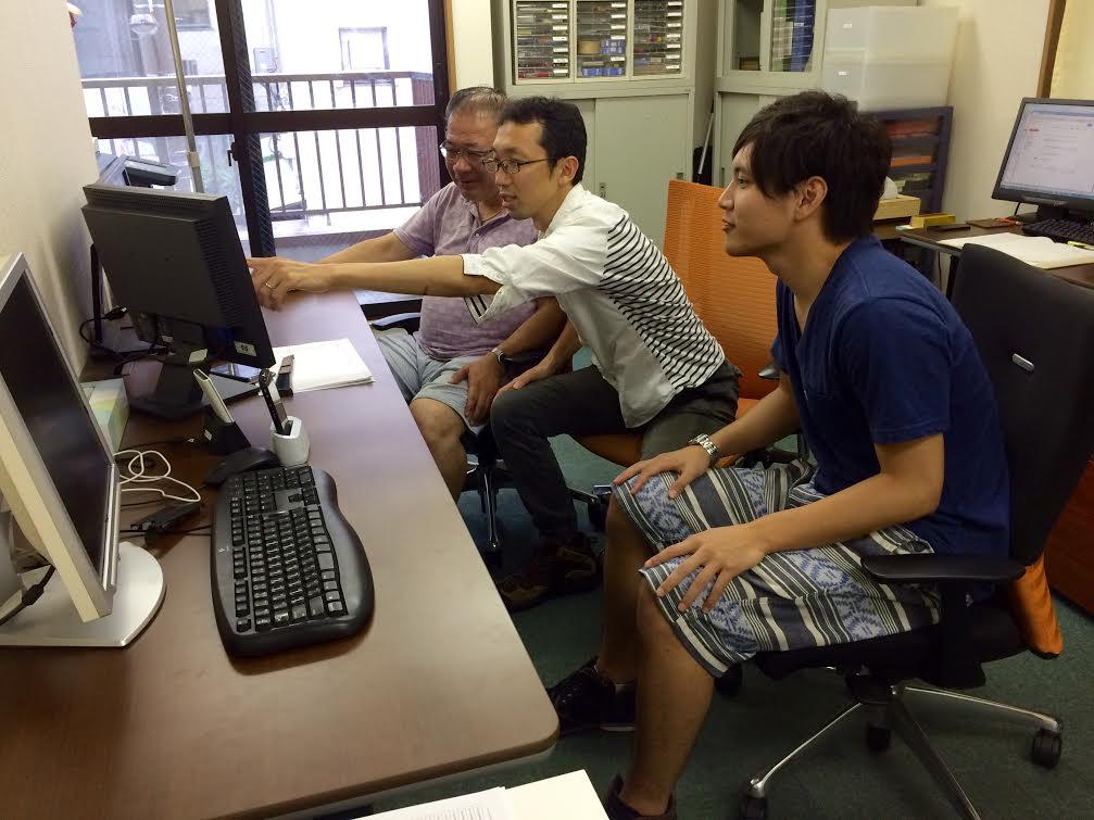 UI/UXで飯を食べている顧問羽山さんとの月1MTG