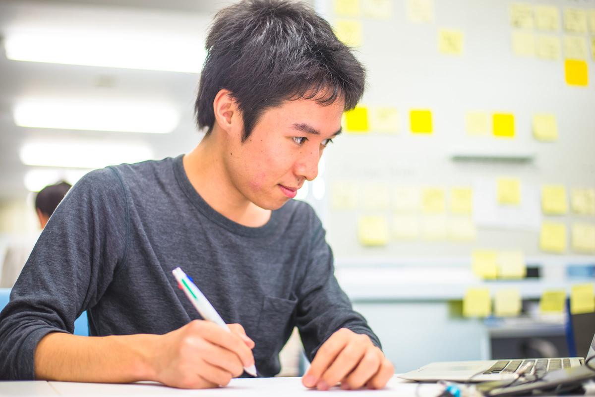 キャリア例2(慶應義塾大学3年生・入社2.5年目)