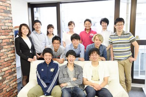 【インターンが活躍中】若いメンバーでも活躍できる環境です!