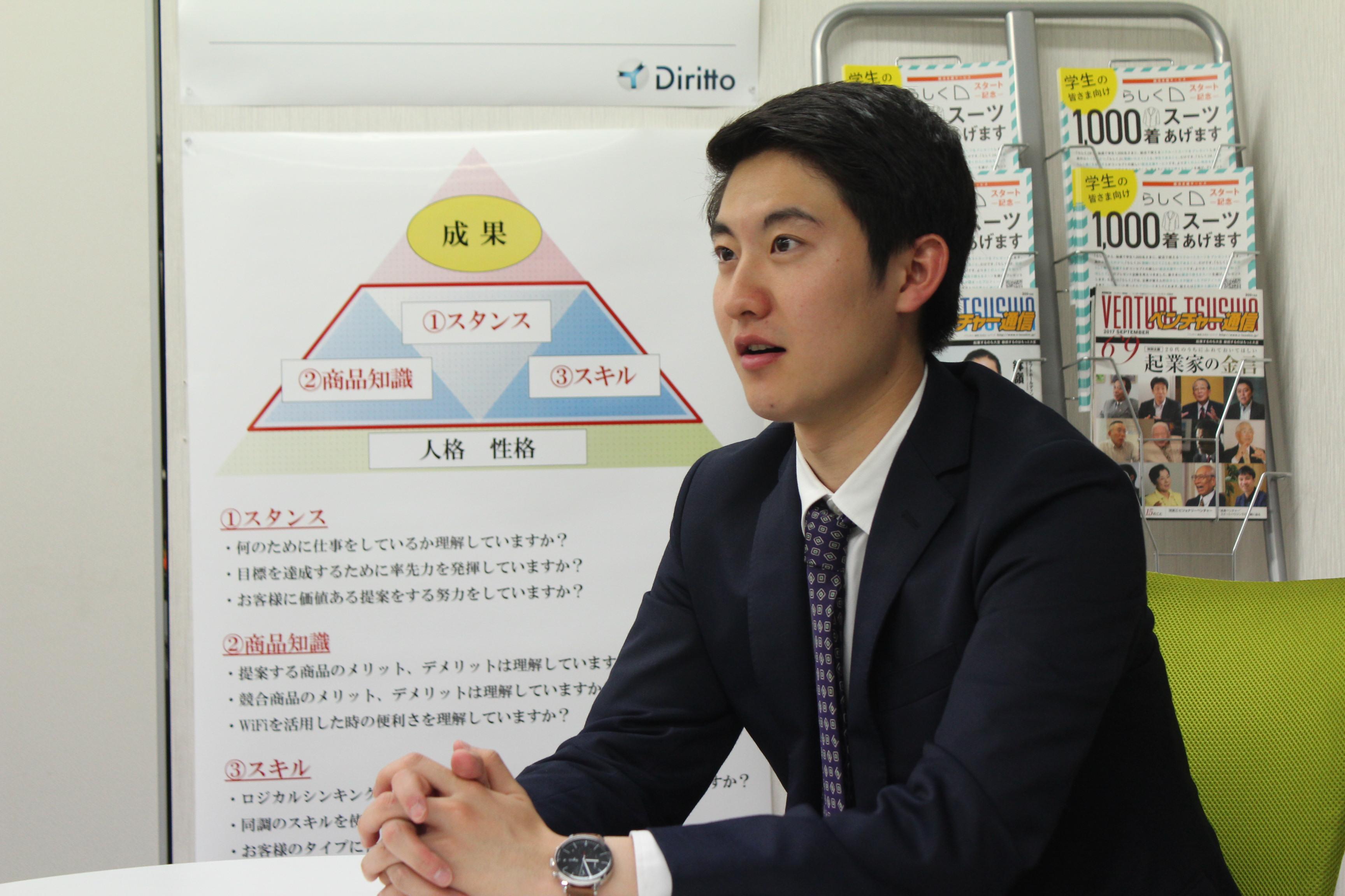 インターン生インタビュー1