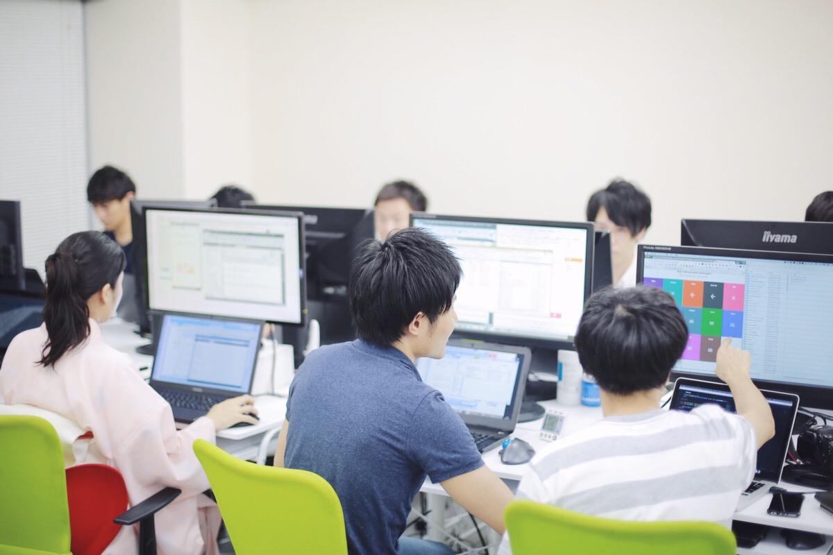 集中してWEBマーケティング・WEBコンサルティングに取り組む環境