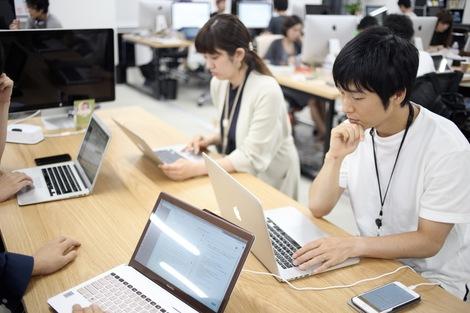 【Forbes選出CTO】優秀な経営陣・エンジニア社員から学び、成長できる環境