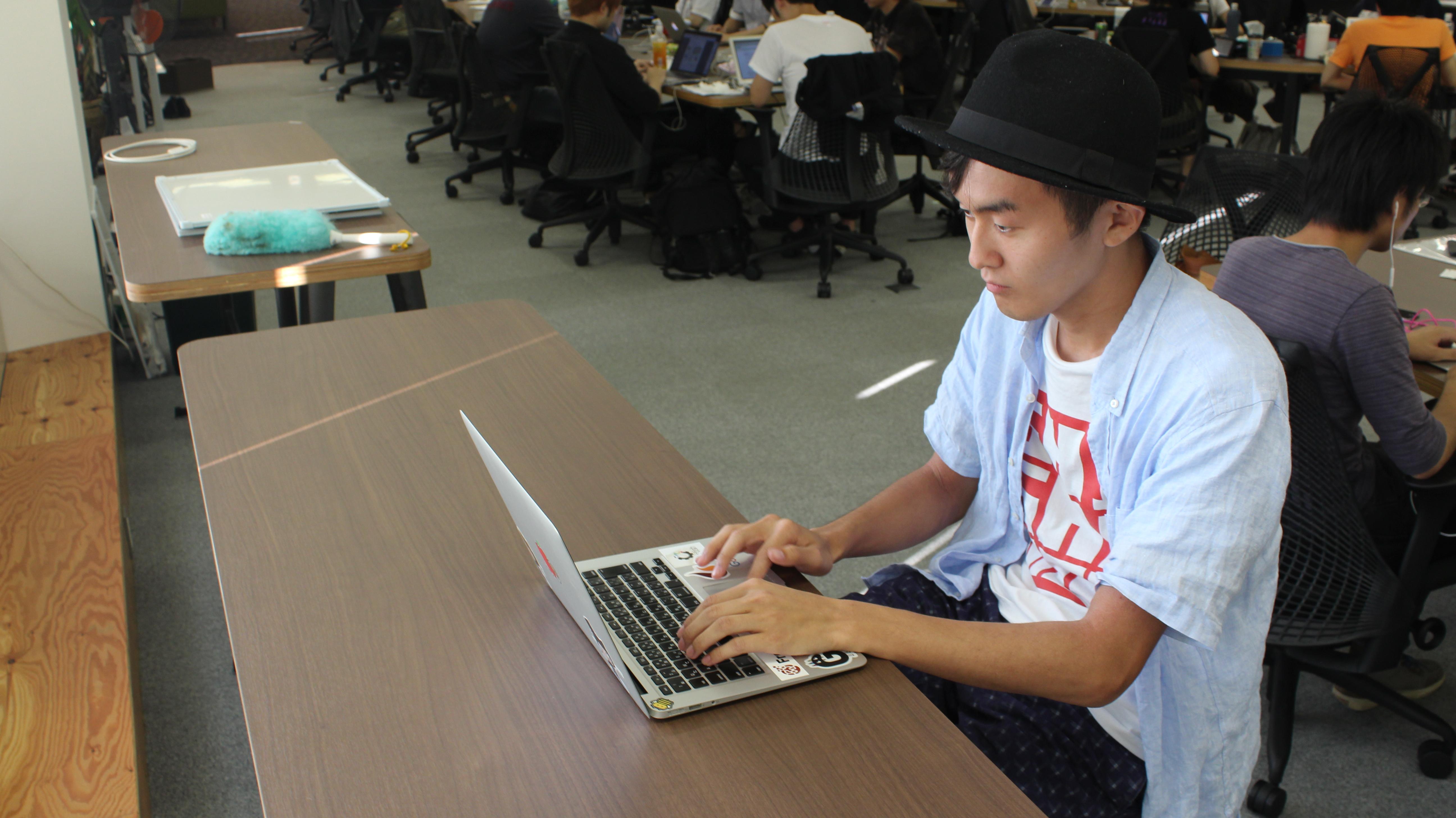 インターン生が事業部を横断して活躍できる環境