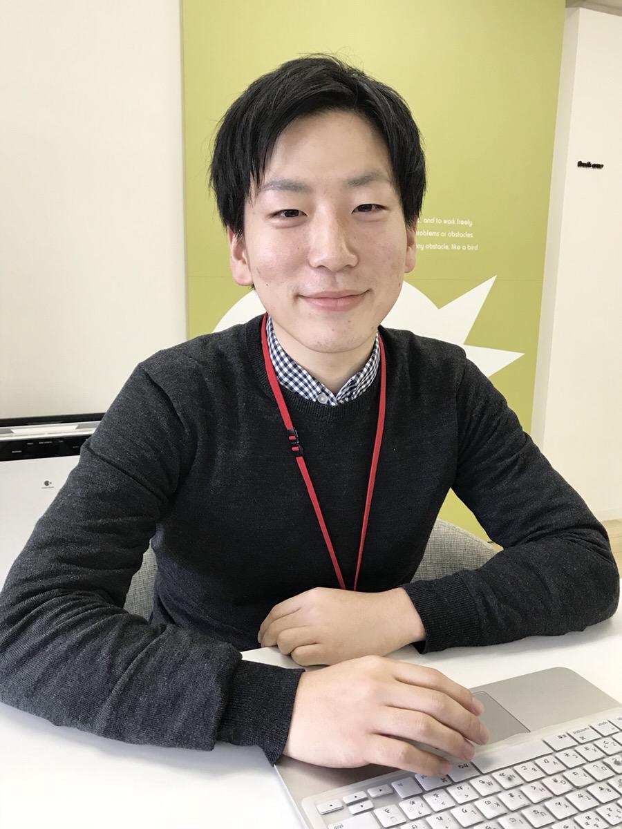 インターン生の伊藤くんにインタビュー!