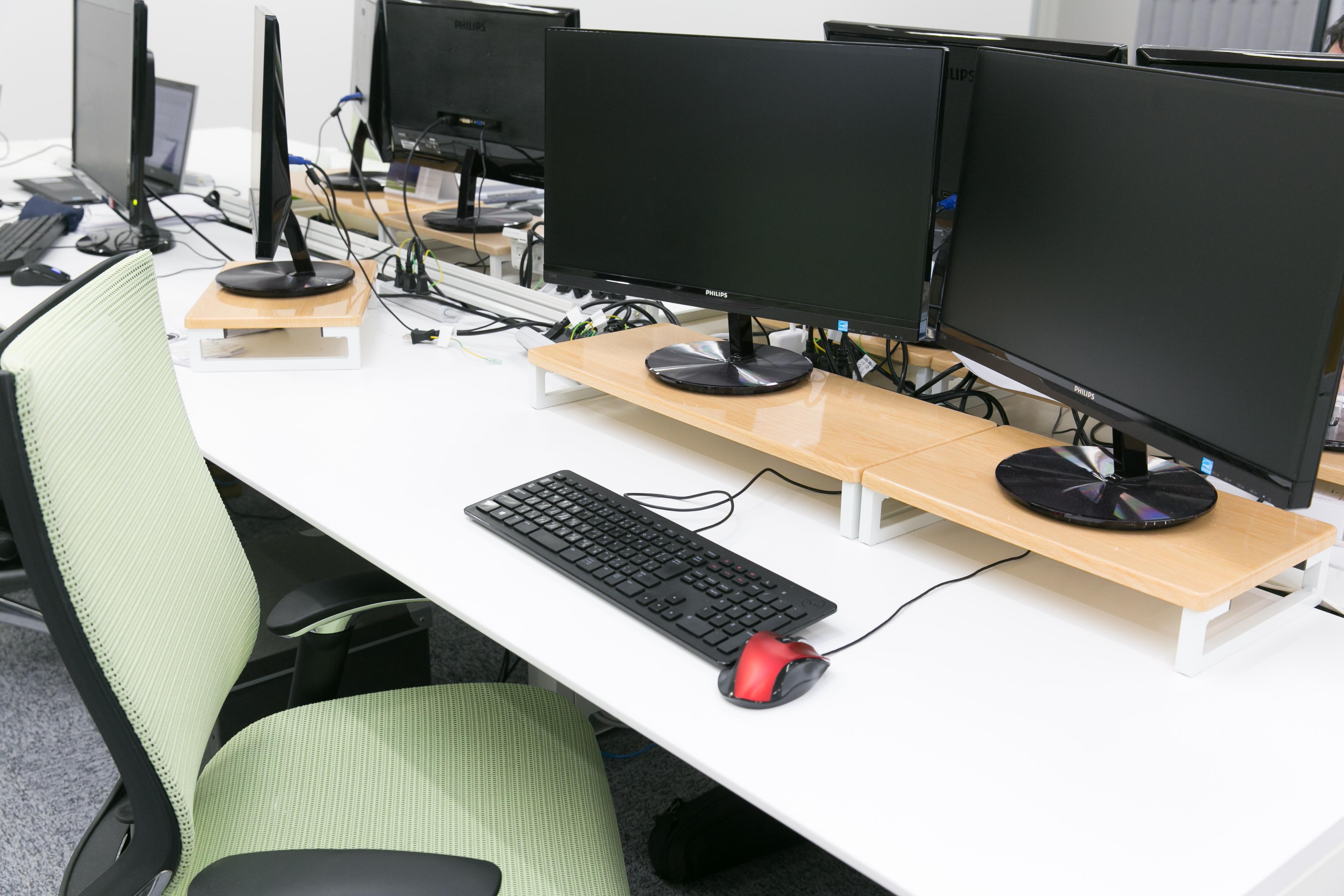 オフィスの環境は?