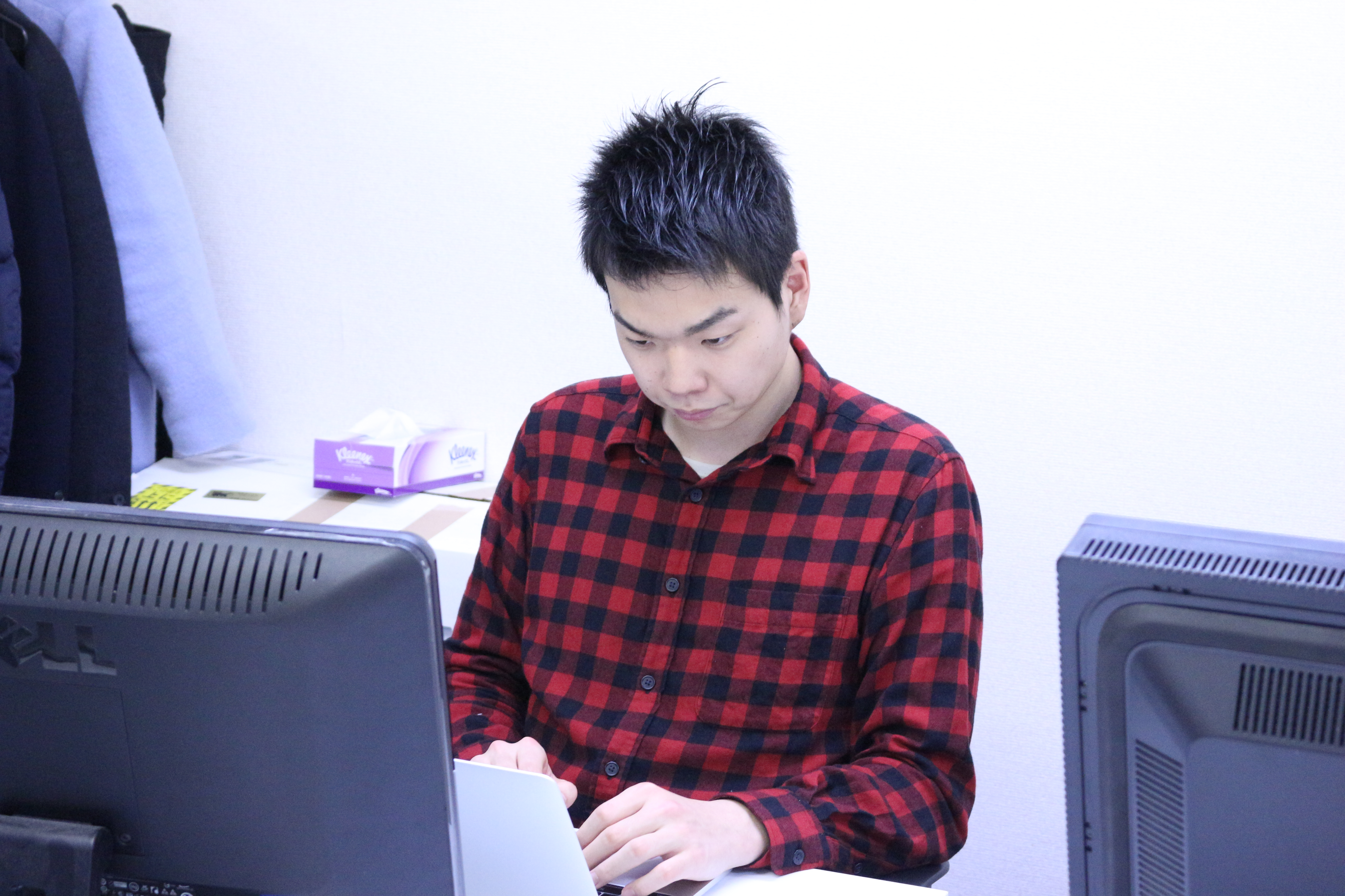 インターン生のインタビュー!