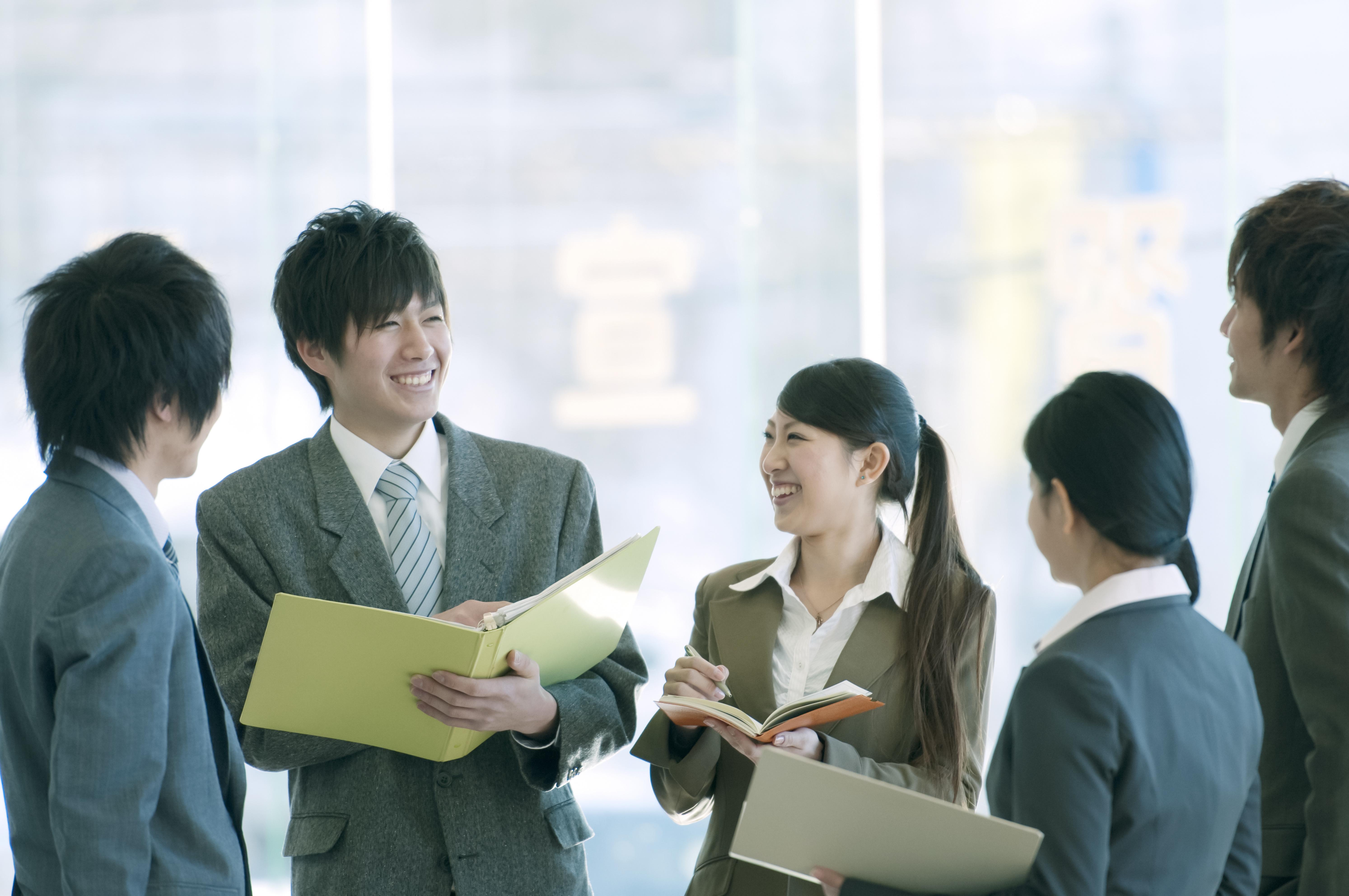 社長や社員と、フラットな立場で事業拡大に取り組んでいきます。