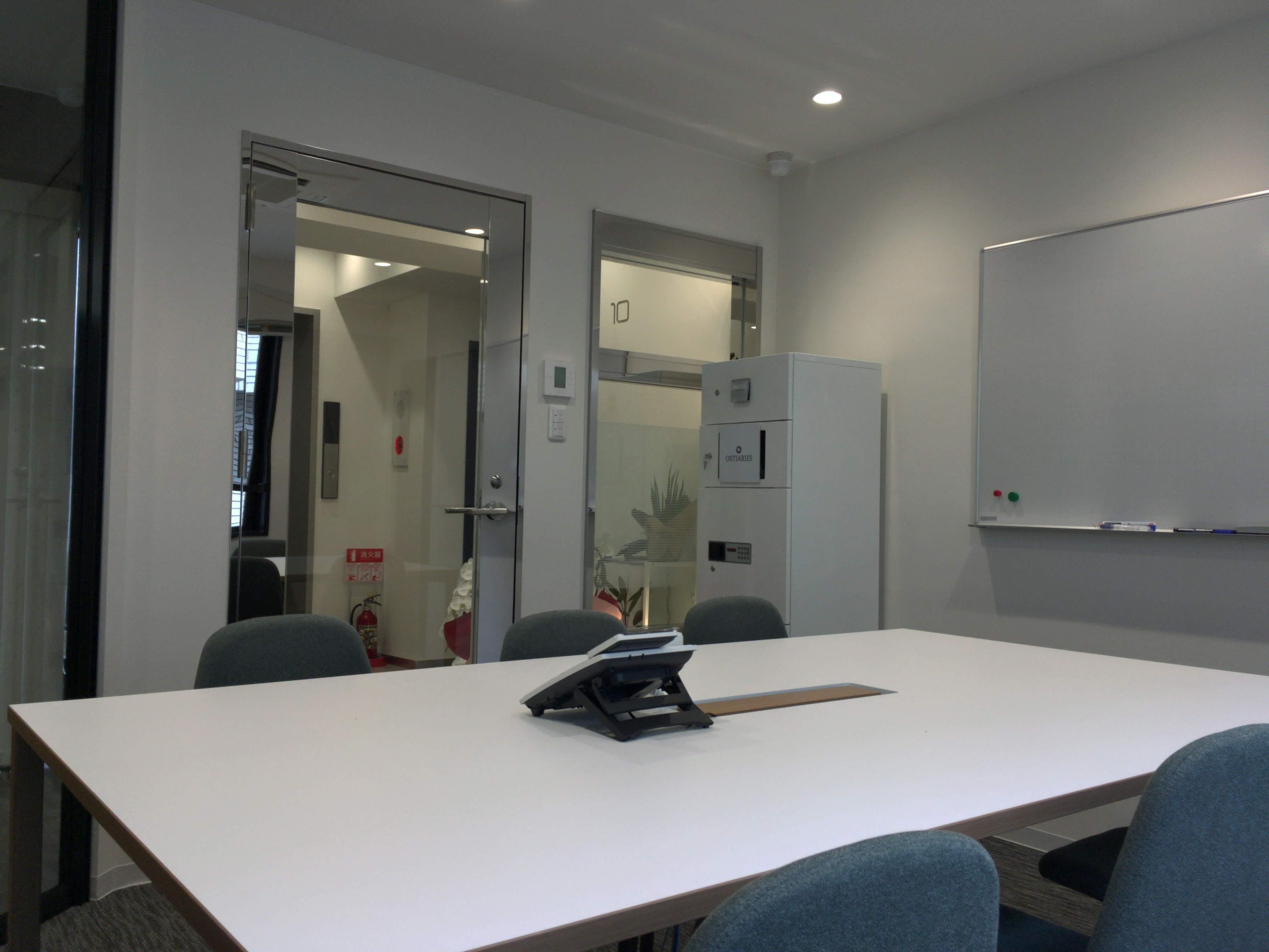 社内風景 会議室