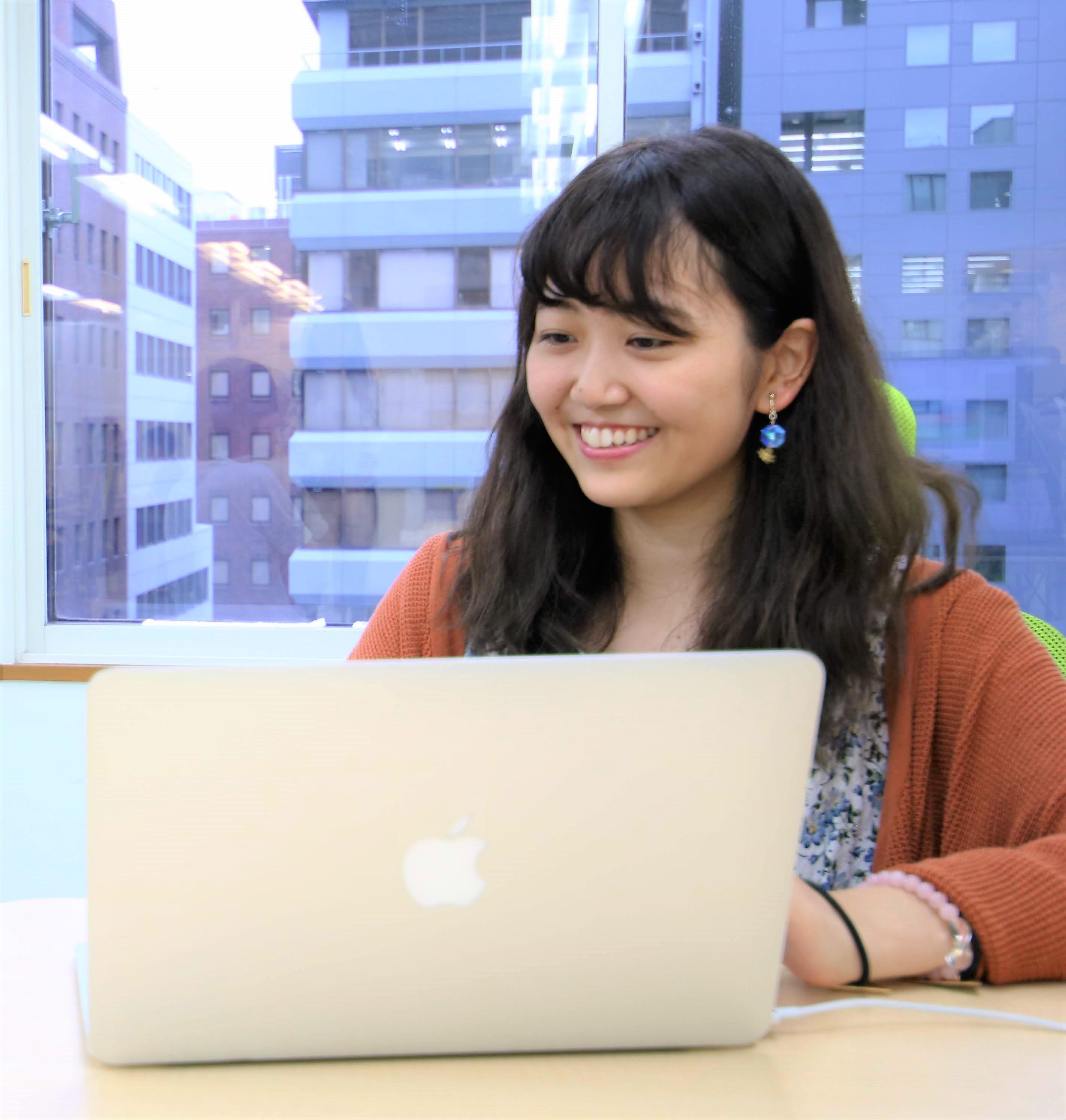 【インタビュー2】22歳/バックオフィスリーダー