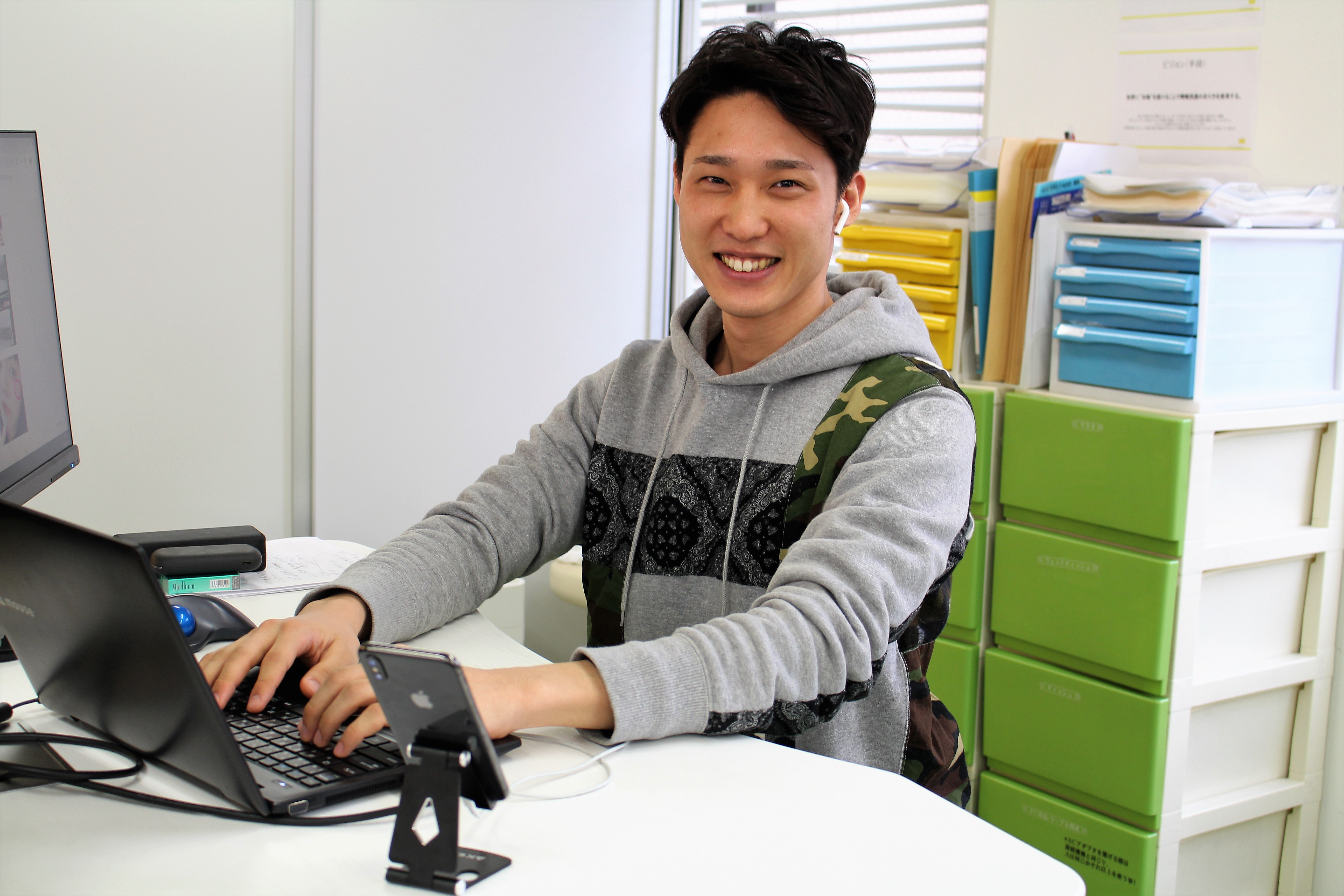 【インタビュー3】28歳/メディア制作事業部