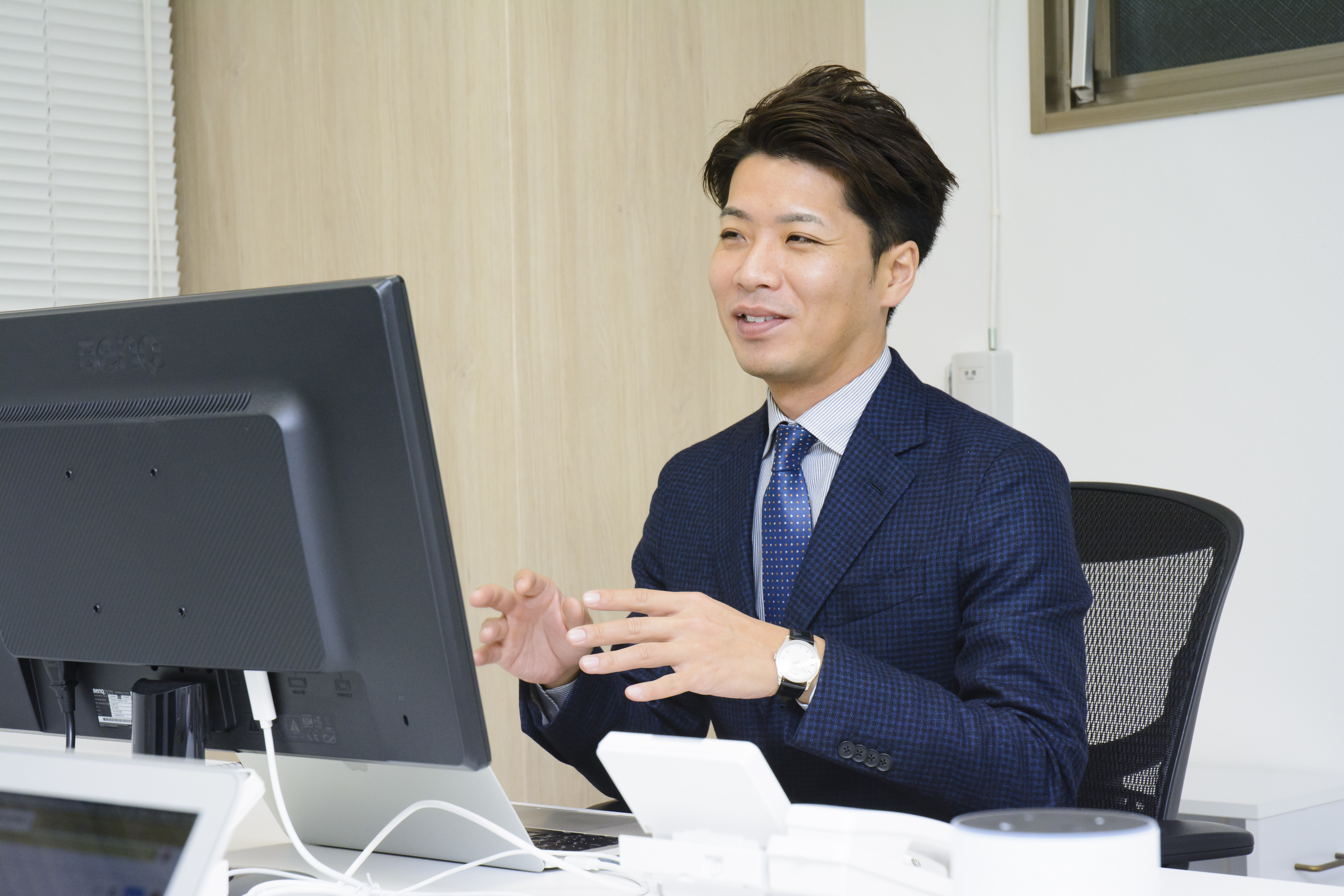 日本一のアプリを作った会社の社長のもとで働ける!