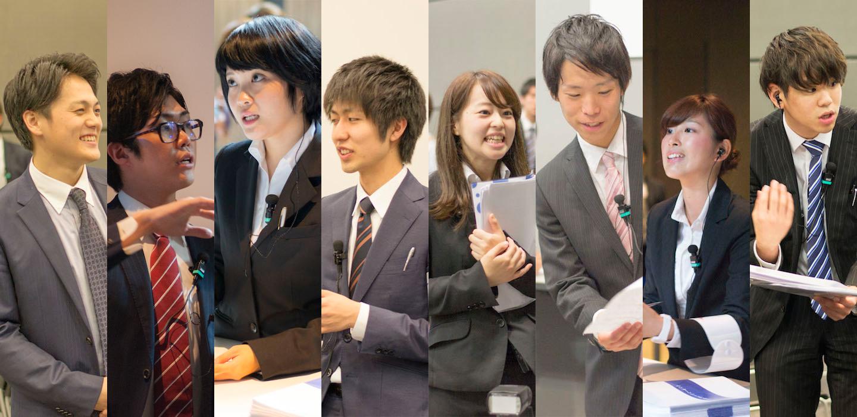 最難関企業への卒業生!難関大学在籍者多数!