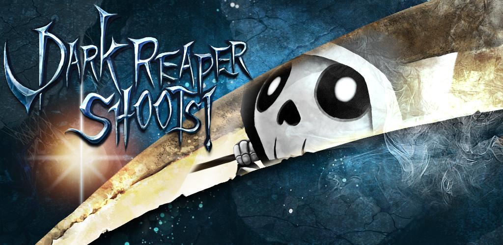 「App Store Best of 2013」に選出した『Dark Reaper Shoots!』
